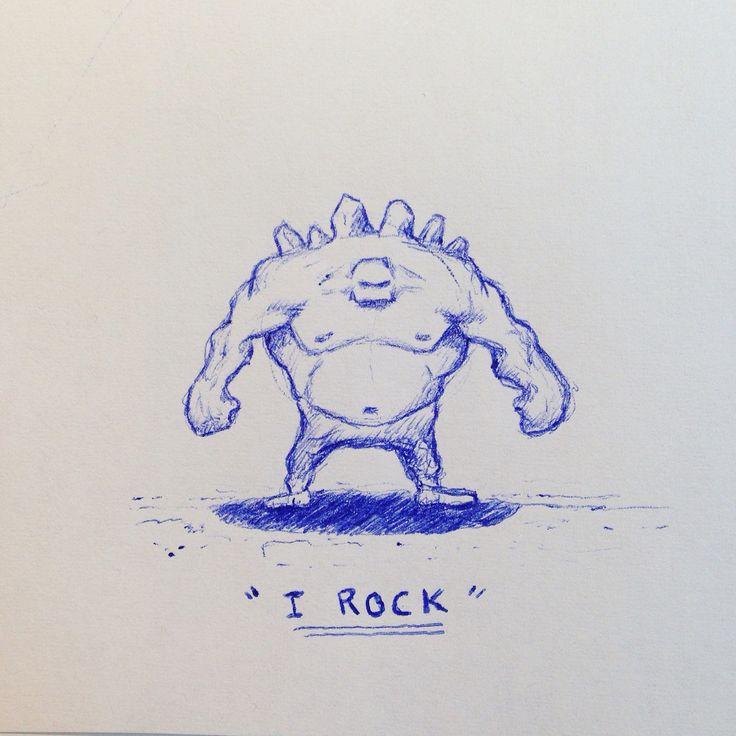 I rock!