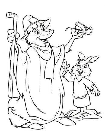 Robin Hood Ausmalbilder Ausmalen Rapunzel Coloring Coloringpagesforkids Kinder Erwachsenen Malvorlag Disney Coloring Pages Coloring Pages Coloring Books