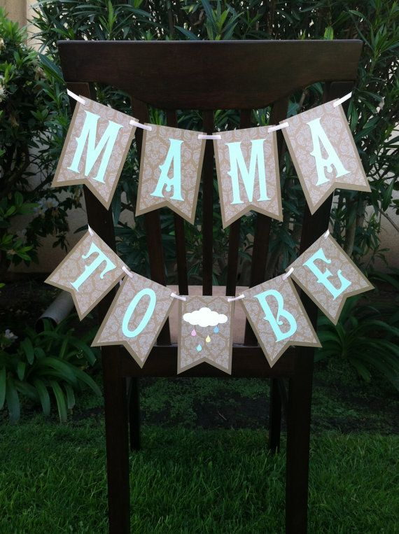 Shabby Chic gender neutral baby shower banner by Party4aParty, $17.00  MOTHERS DAY GIVEAWAY!!!!!! To win this banner, 1. Add Party4aParty on Instagram 2. Post this picture on your Instagram 3. Caption: MOTHERS DAY GIVEAWAY!! @party4aparty #mamatobe  Contest ends at 11:59pm PST on Sunday, May 11 (Mother's Day)