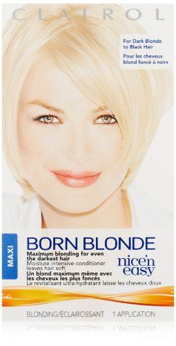 Bottle Blonde At Home Bleaching Your Hair From A Box
