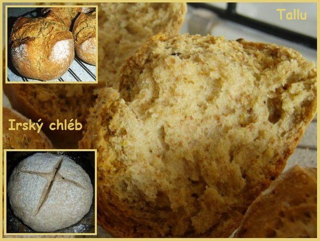 1607. irský chléb od Tallu - recept pro domácí pekárnu