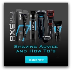 AXE Face+Shave Review and Giveaway I am a big fan of AXE products, so I'm psyched about this new line of AXE Face+Shave products that they have come out with! They have partnered with Schick and ...