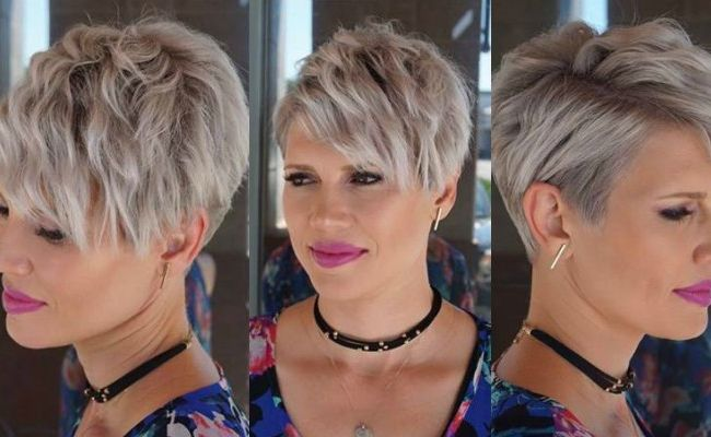 15x Extremely Lovely Gray Short Hair Styles! - Hairstyle Center!
