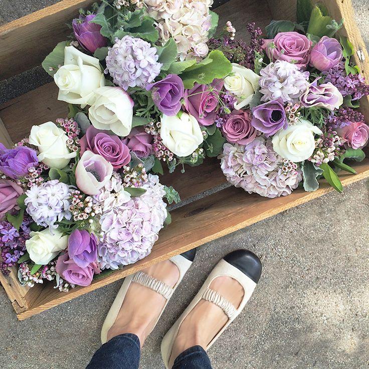 Sådan bruger du forårets lilla blomster