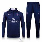 Grossiste Survetement PSG Bleu 2016