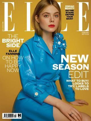 Elle UK - February 2017
