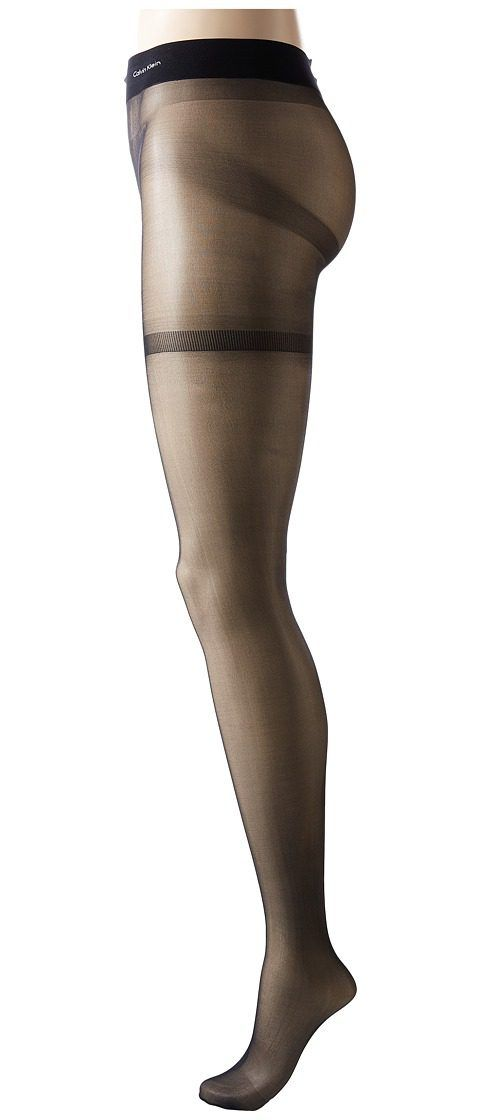 Calvin Klein Toner w/ Focused Shaping and Lifting (Black) Support Hose - Calvin Klein, Toner w/ Focused Shaping and Lifting, 1750K74F-001, Hosiery Hose Support, Support, Hose, Hosiery, Gift, - Street Fashion And Style Ideas