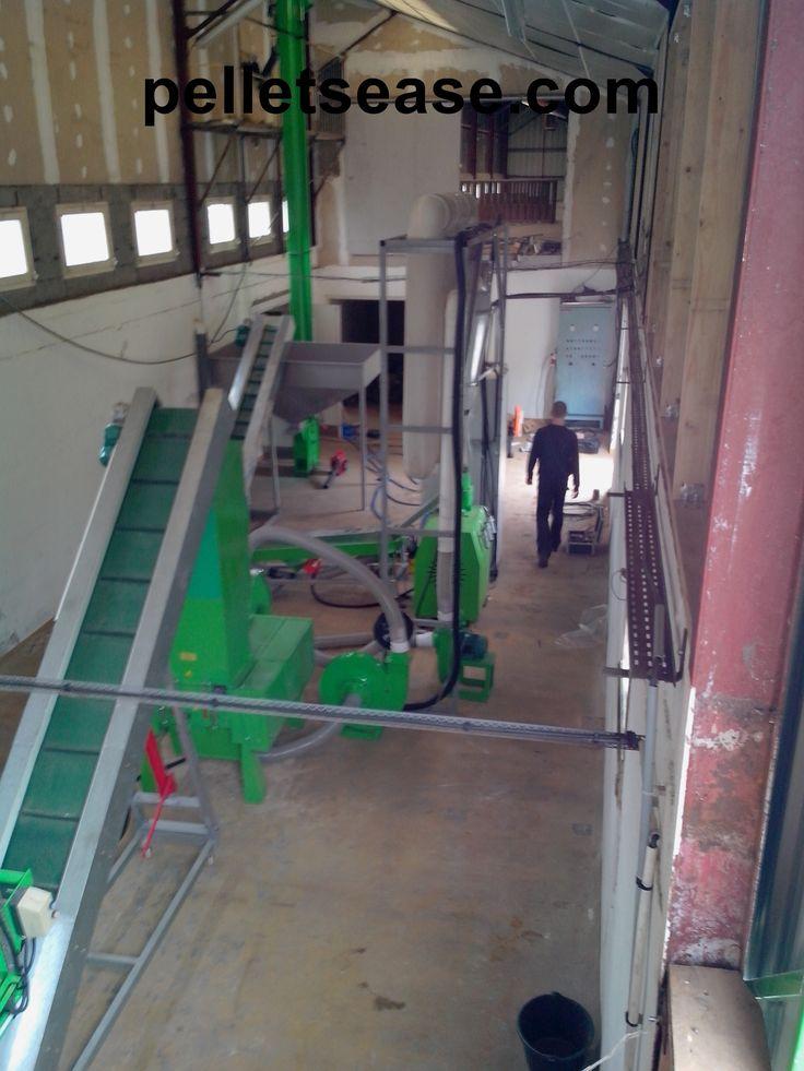 Production locale de #pellets de #biomasses pour lu0027#habitation