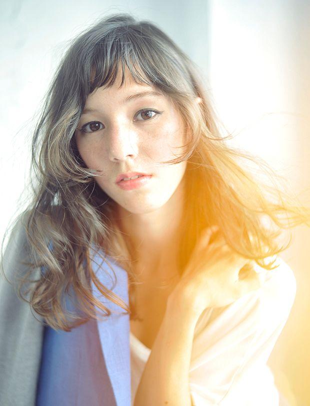 HEAVENS/HOSOI 髪型 ヘアスタイル hair ロング