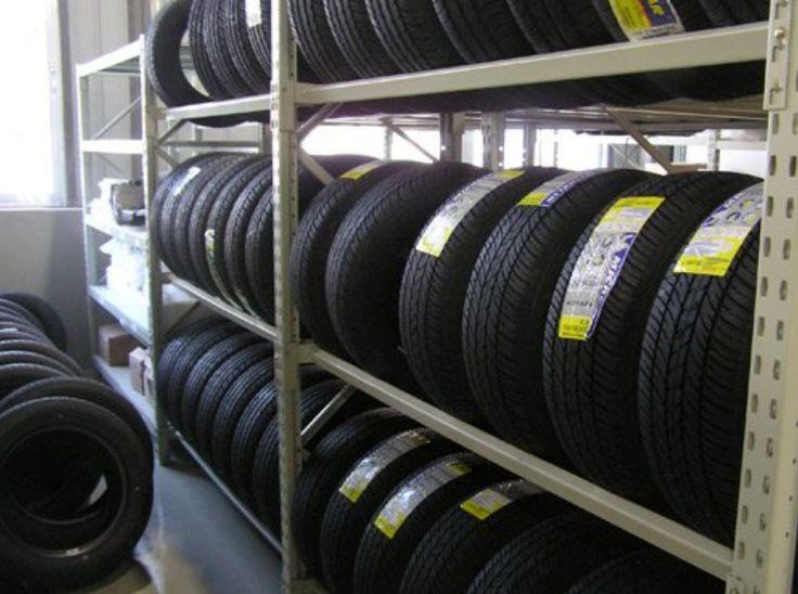 Tyre Racking/Shelving | Spacepac Industries