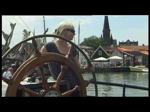 Dagtochten op het IJsselmeer aan boord van de Selene.