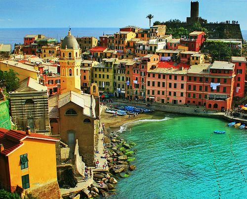 AmazingCinque Terre, Italy.