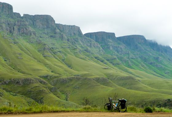 Cycling In the Kingdom of the Skies, Lesotho Africa: A Photo Essay  http://goo.gl/fQ2sn