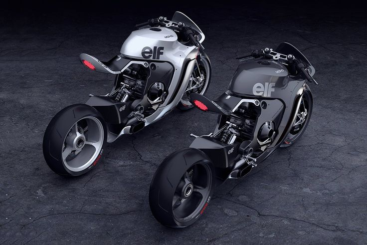 MONO RACR by Huge Moto