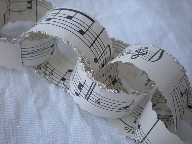 Musical Christmas decorations