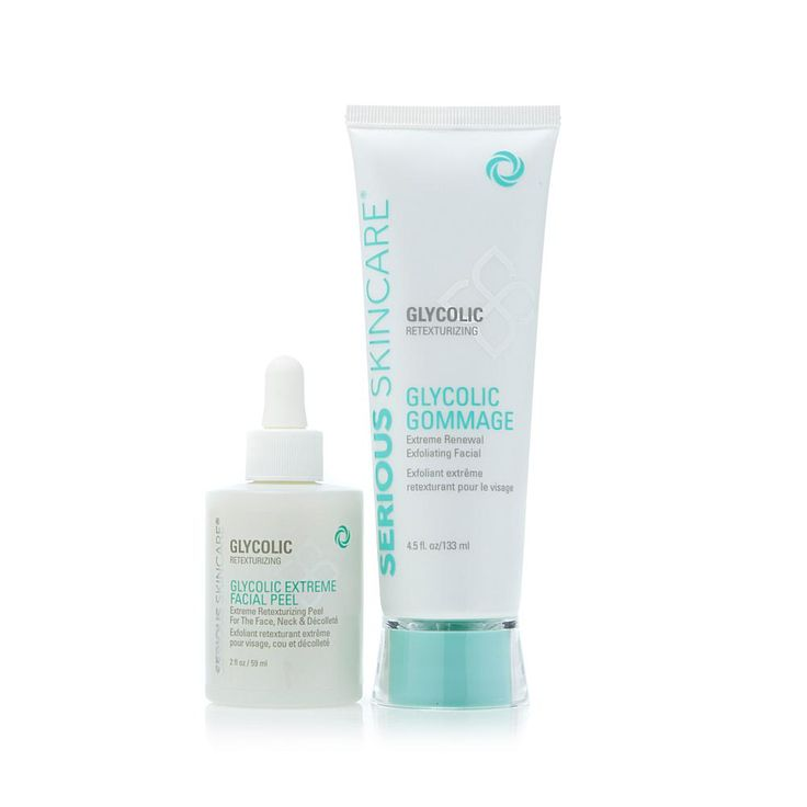 Serious Skincare by Jennifer Flavin-Stallone Serious Skincare Glycolic Resurface Power Duo