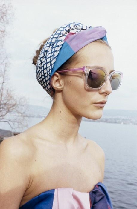 La nueva personalidad flúor de las gafas marc by marc jacobs
