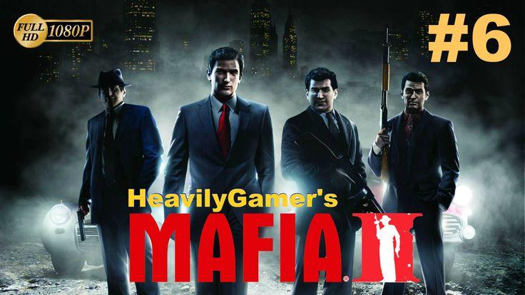 Mafia 2 Gameplay Walkthrough (PC) Chapter 7:In Loving Memory Of Francesc...