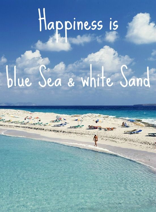 Happiness is... blue Sea and white Sand. Beach Bliss Living: http://beachblissliving.com/mediterranean-island-vacation-home/ Take this coupon and travels to the Dominican Republic, 3% discount on renting houses, apartments and private room with Wimdu. #wimdu #airbnb #airbnbcoupon #puntacana #dominicanrepublic #honeymoon #wedding