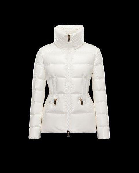 MONCLER DAPHNE Short Down Jacket – UK Ladies – Ivory. Cheap Moncler Womens  Jackets Sale