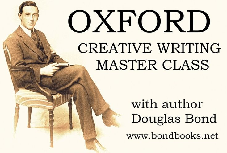 master in creative writing oxford They were accepted into oxford university's archaeology master's program   kira had majored in creative writing with an art history minor.