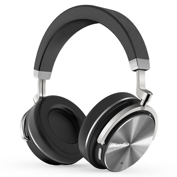 Bluedio t4 activo de cancelación de ruido auriculares inalámbricos bluetooth auricular inalámbrico con micrófono