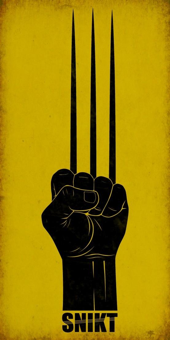 Poster Art: Wolverine