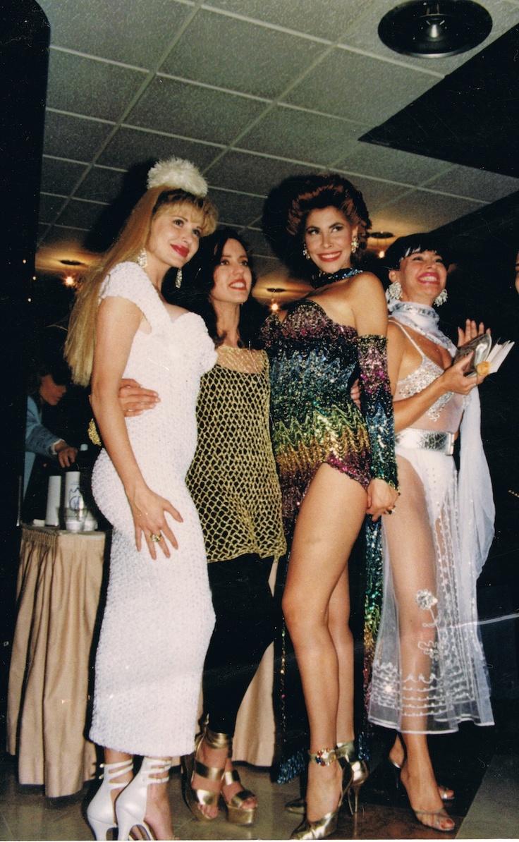 Premio Aristofane 1993: Barbarella, Debora Attanasio, Milly D'Abbraccio