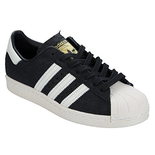 Best Athletic Shoes | Adidas Originals Womens  Superstar 80S Trainers Utility US6 Black ** Check this awesome product by going to the link at the image. Note:It is Affiliate Link to Amazon. #art