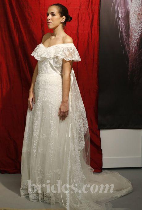 Pat Kerr Wedding Dresses - Fall 2013