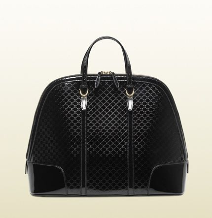 gucci nice microguccissima patent leather top handl ...This would be the ultimate fashion investment for me!