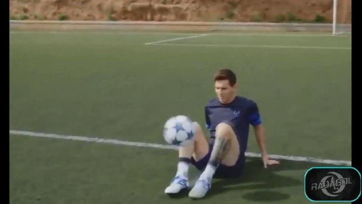 10 Aksi Hebat Messi Cetak Gol Cantik di Luar Pertandingan