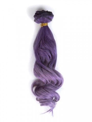 Lila und Leicht Lavendel Indische Remy Clip in Hair Extensions CD001 - CLIP IN - DonaLoveHair