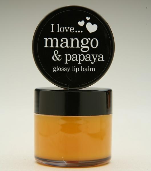 Mango & Papaya Lip Shine - http://www.carlisa.ro/204~Machiaj-pentru-buze/1377-Mango---Papaya--Lip-Shine.html