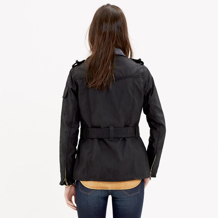 Barbour® International Jacket : jackets | Madewell