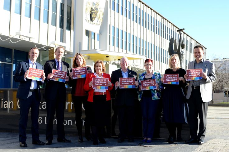 ACT Labor Caucus for Marriage Equality