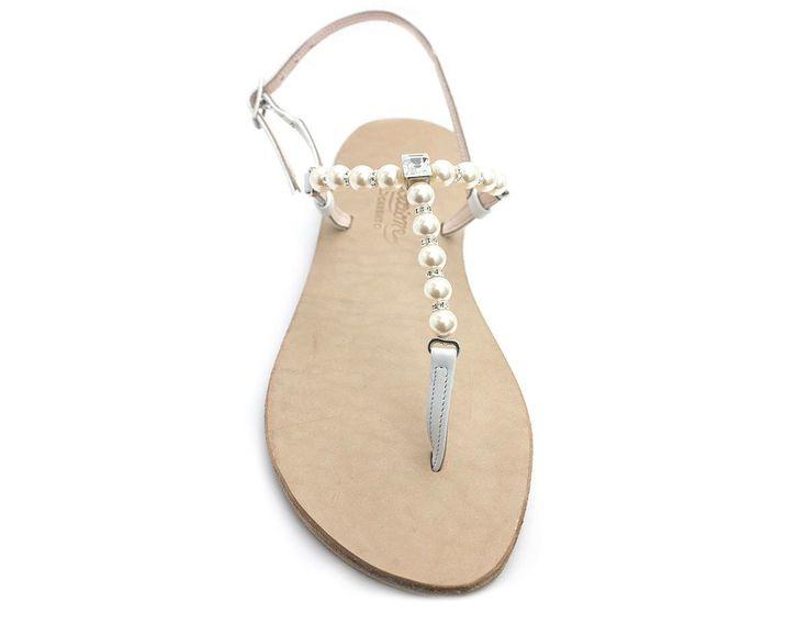 Sandali Capresi fatti a mano a Sorrento o classici sandali Positano