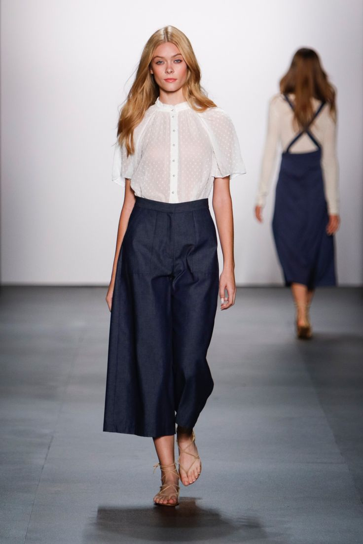 Erin Fetherston Spring 2016 Ready-to-Wear Fashion Show