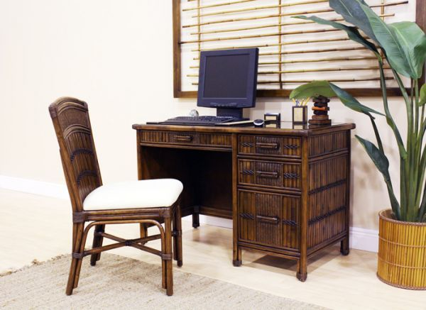 17 Best Images About Rattan And Wicker Office Furniture On Pinterest Cottages Office
