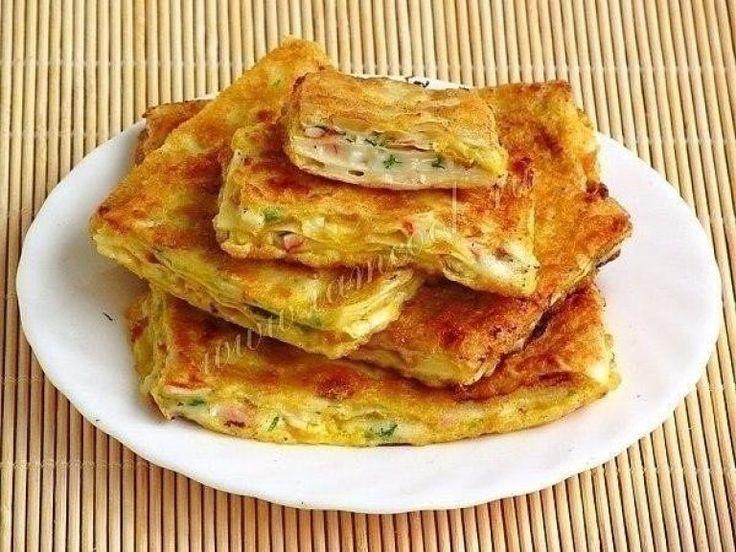 Восточные гренки   Самые вкусные кулинарные рецепты