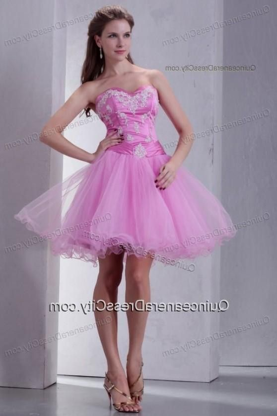 Quince Dresses For Damas Dama Dresses For Quinceanera Cheap