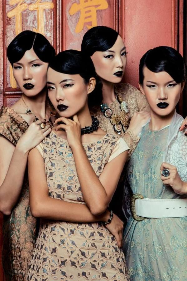 HARPER'S BAZAAR X ION ORCHARD PHOTOGRAPHY AWARDS 2013 by Cornelyus Tan, via Behance