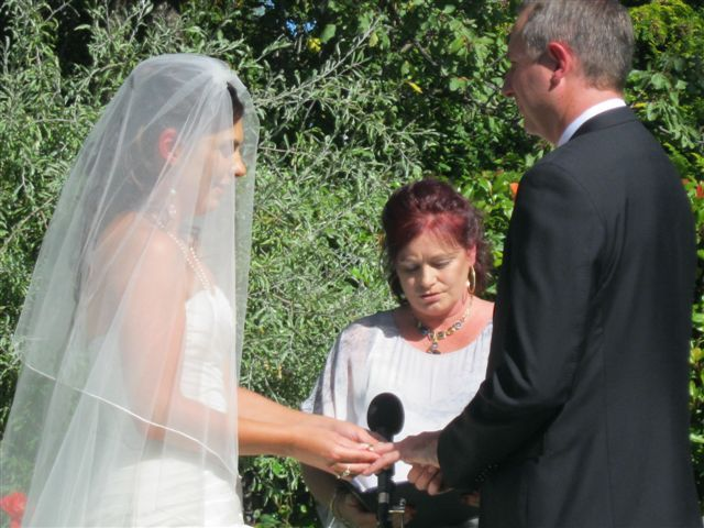 Greg and Tsarinas wedding this weekend, what a beautiful bride! http://www.amazingdays.co.nz/