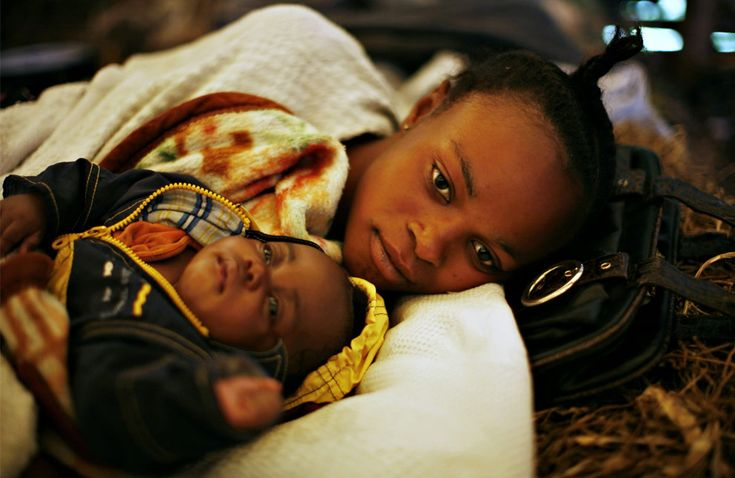 Portraits from the Congo - The Big Picture - Boston.com