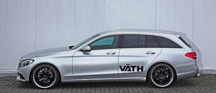 2015 Mercedes-Benz C-Class Estate by VAETH
