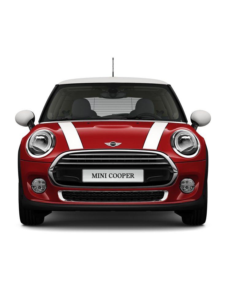 MINI Cooper 3 Door front view