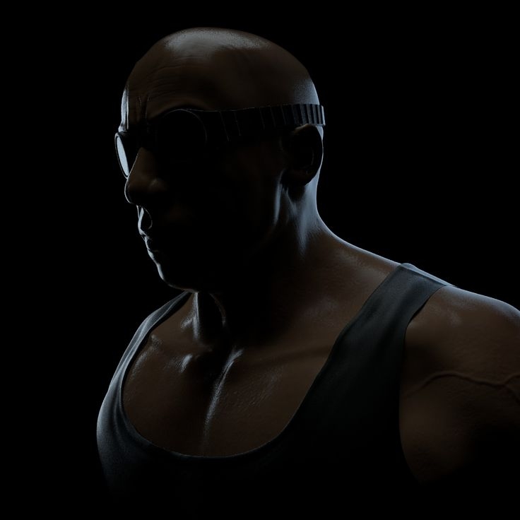Richard B. Riddick, Sarp Pekun on ArtStation at https://www.artstation.com/artwork/Jgw1a