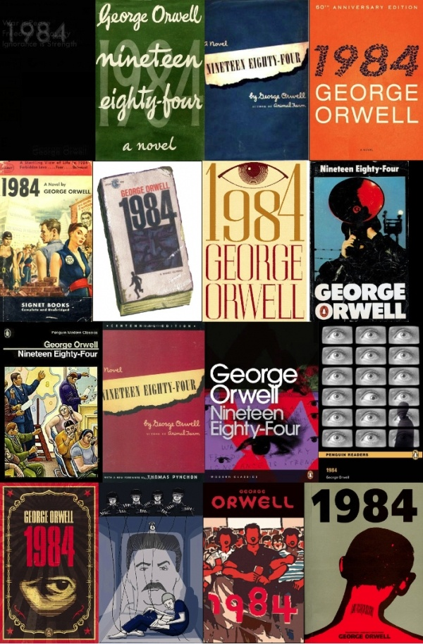 an interpretation of freedom of george orwells book 1984 George orwell's classic and prescient 1949 dystopian novel about total book by george orwell dated 1949 ★ start a discussion about this document 1984.