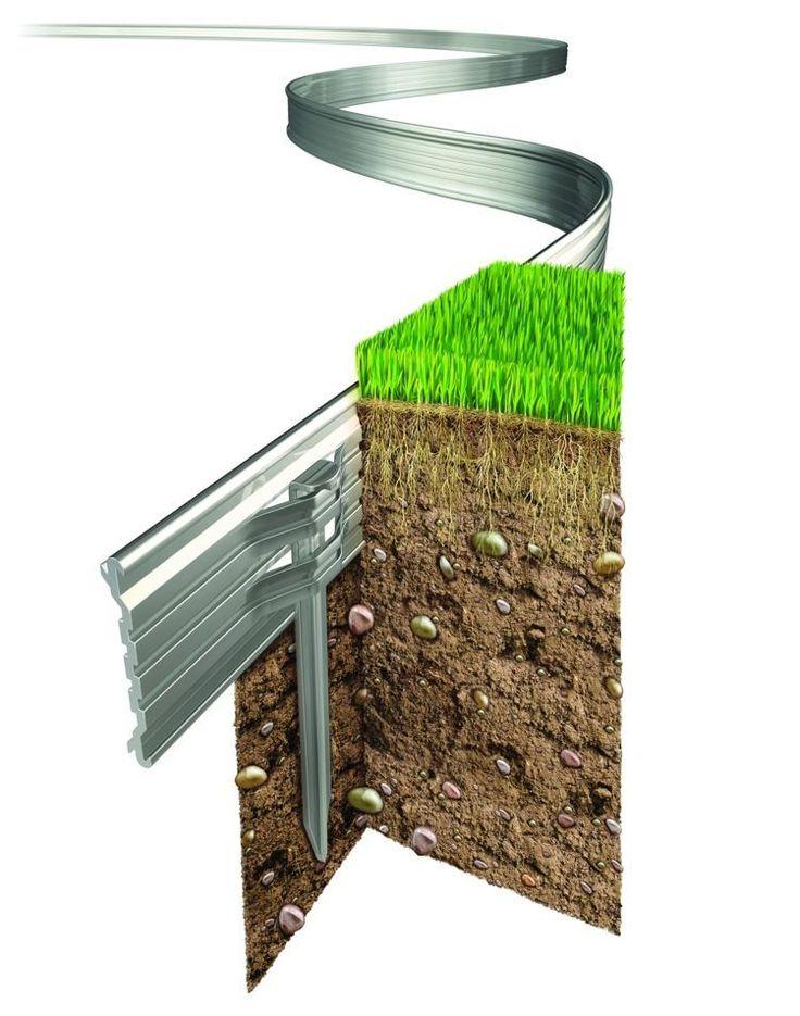 Les 25 meilleures idées concernant bordures de pelouse sur ...