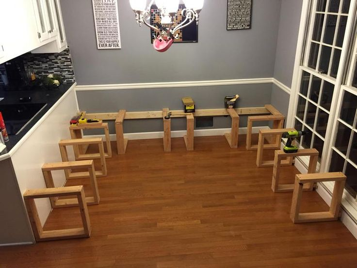 He Got Rid Of His Old Dining Room Table. What He Built In Its Place Is Making Everybody Jealous [STORY]